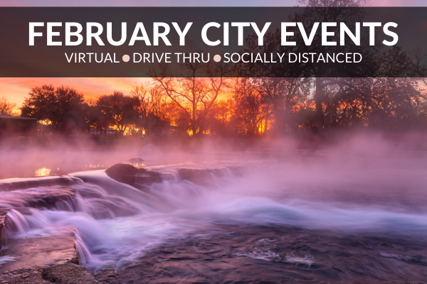 City of San Marcos Events for the month of February