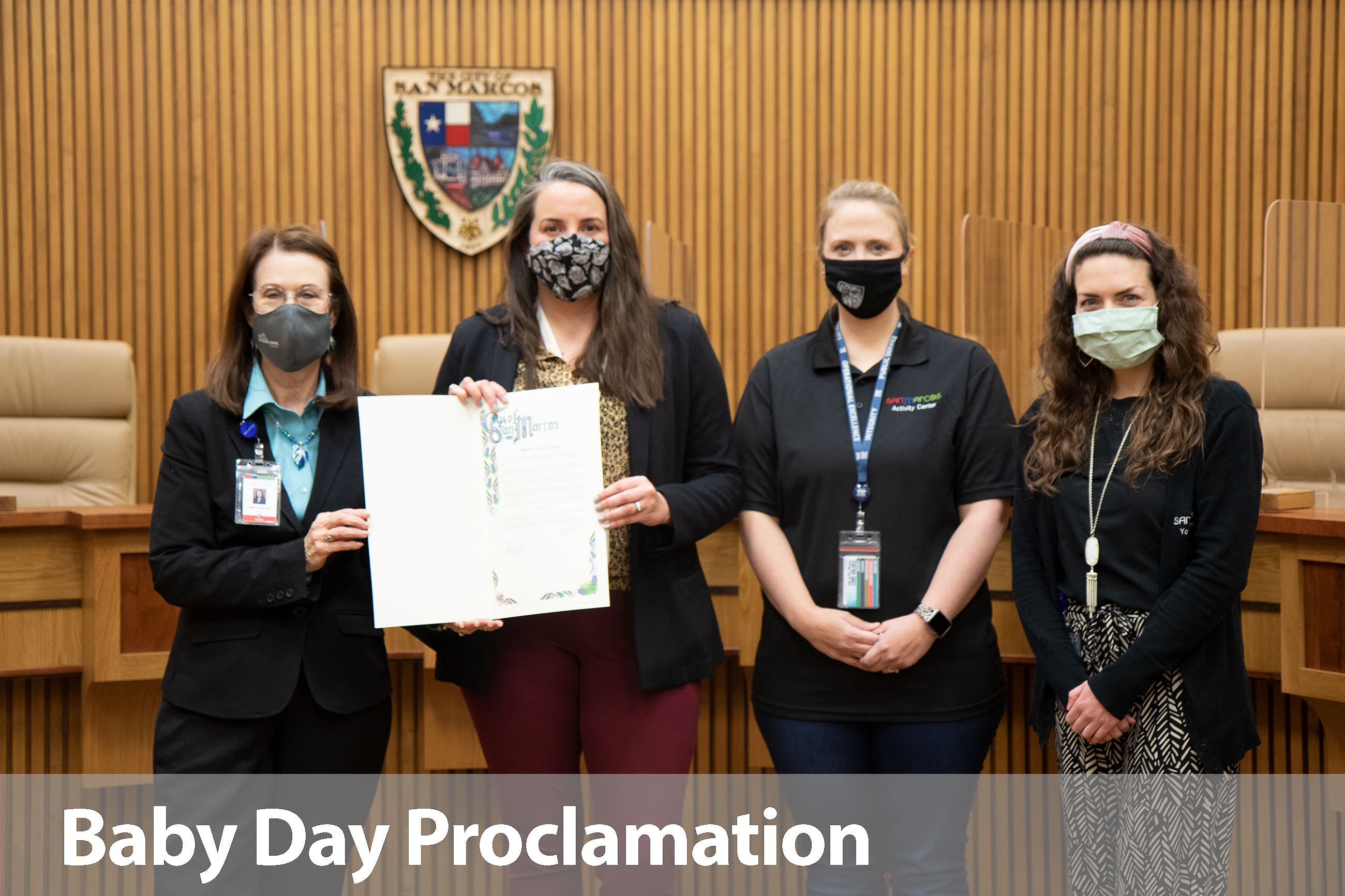 Baby Day Proclamation photo