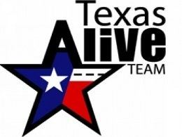 Texas Alive Team Logo