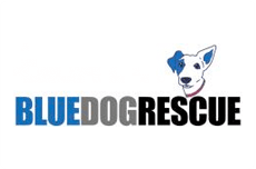 Blue Dog Rescue logo