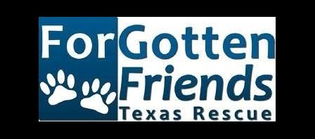For Gotten Friends Texas Rescue