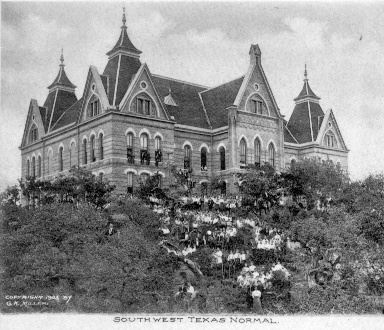 Old Main in 1905