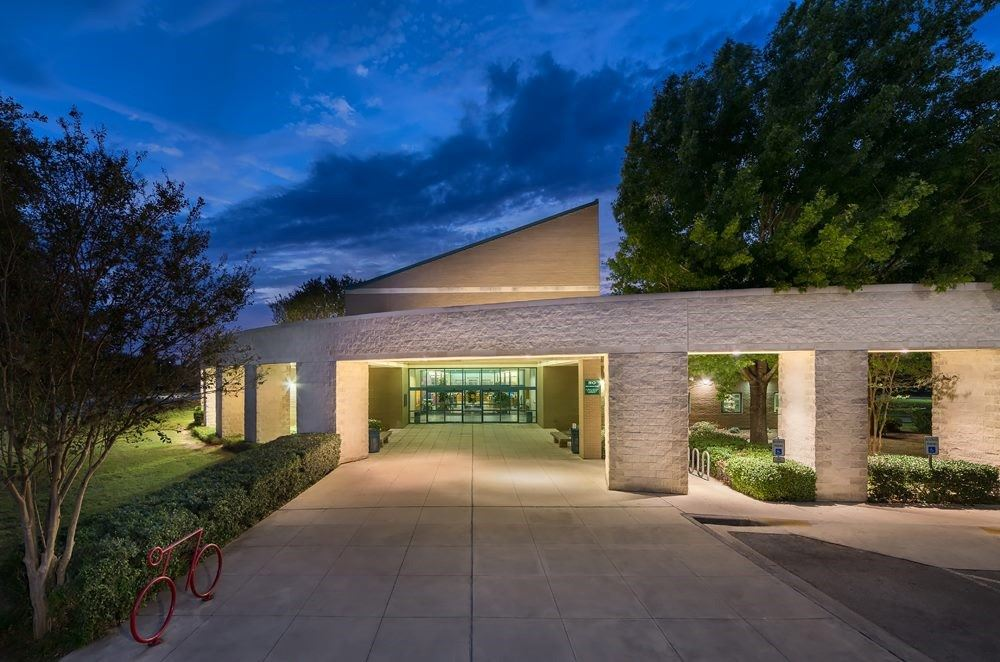 Photo of the San Marcos Public Library