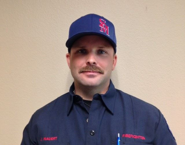 Probationary Firefighter Nauert