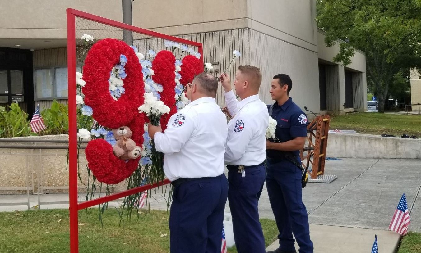 SMFD Chiefs add to the Flower Memorial