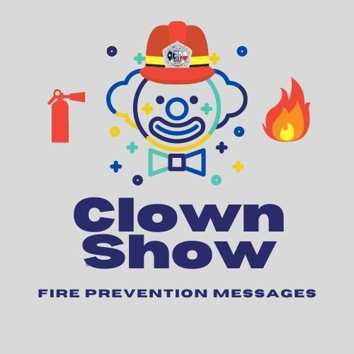 SMFD Clown Show Logo